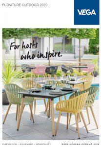zunanje pohistvo terase za gostinski lokal mize stoli